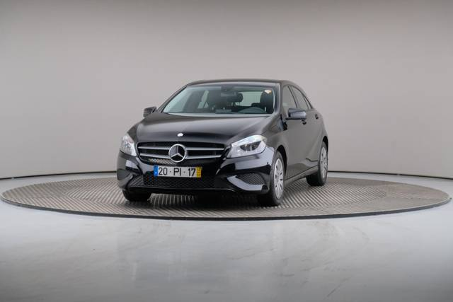 Mercedes-Benz A-Klasse A 200 CDi BlueEfficiency-360 image-34