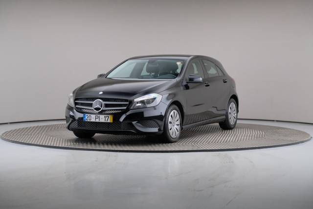 Mercedes-Benz A-Klasse A 200 CDi BlueEfficiency-360 image-35