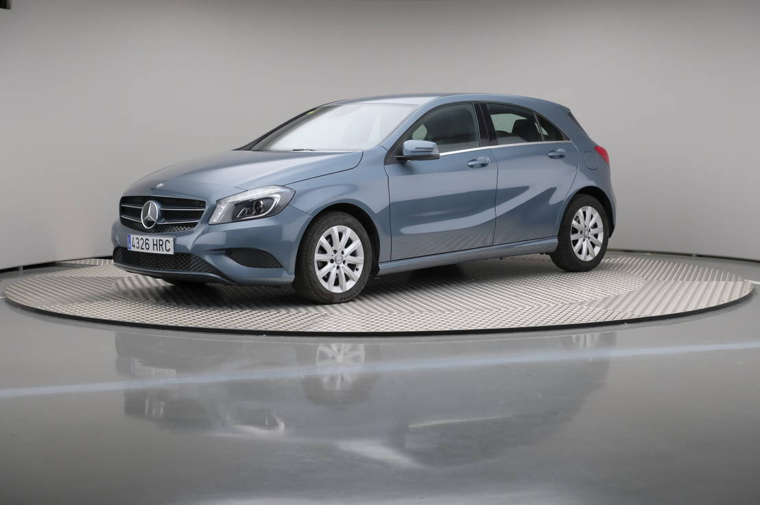 Mercedes Benz A Klasse 180cdi Be Style Cars 2013 Used Carnext Com