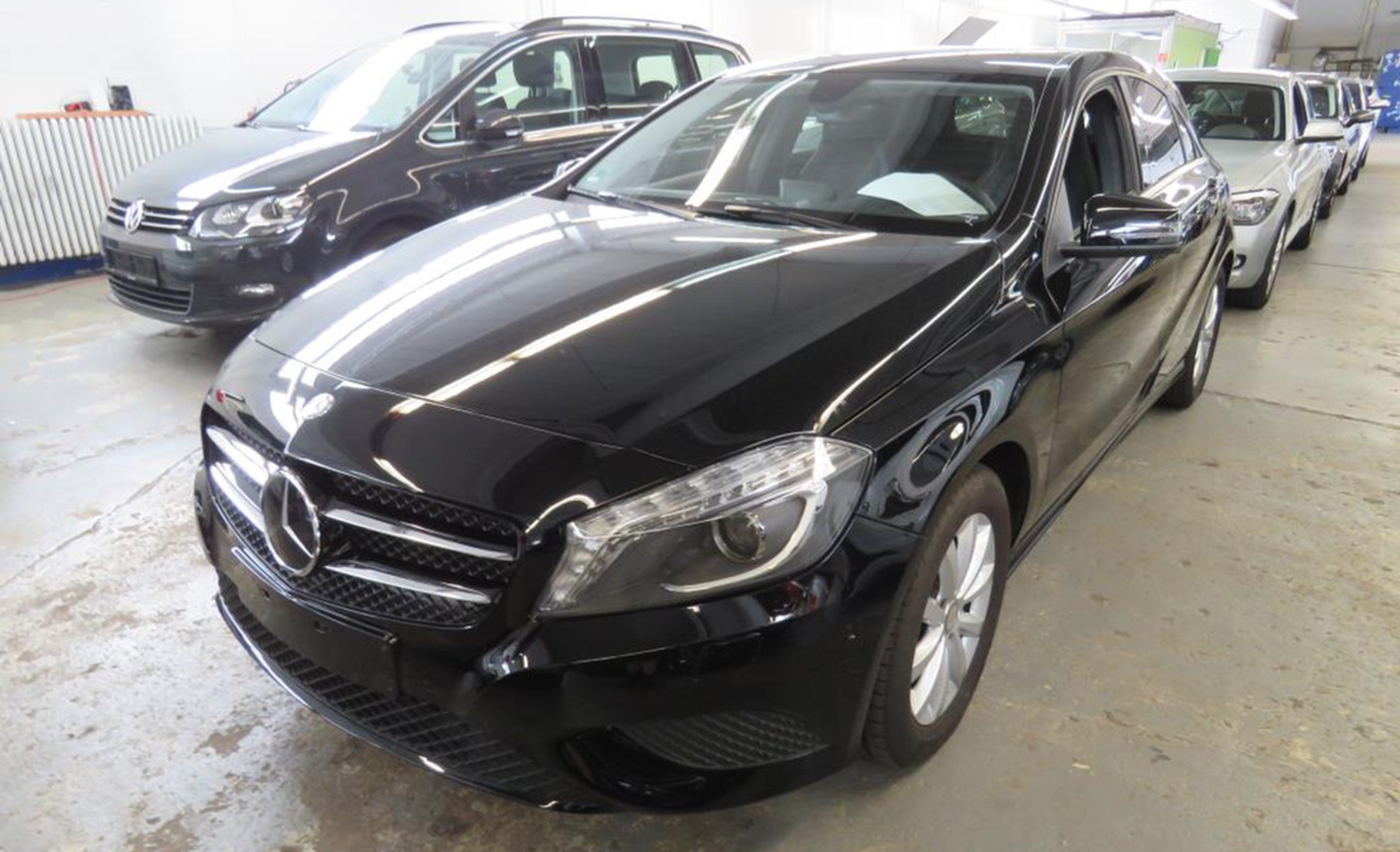 Mercedes-Benz A-Klasse 180 CDI (BlueEFFICIENCY) Style (546115) detail1