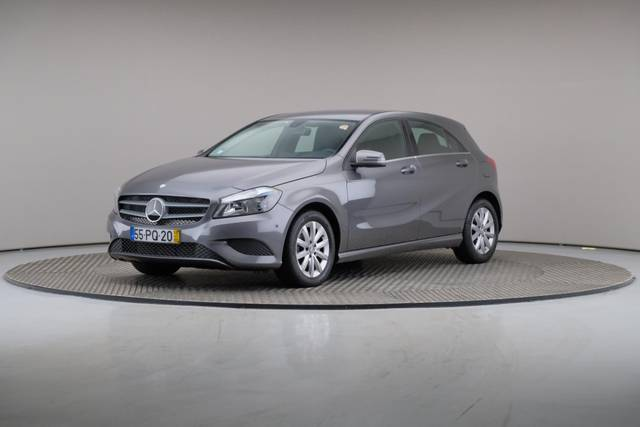 Mercedes-Benz A-Klasse A 180 CDi BE Style, 180 CDi BlueEfficiency Style-360 image-0
