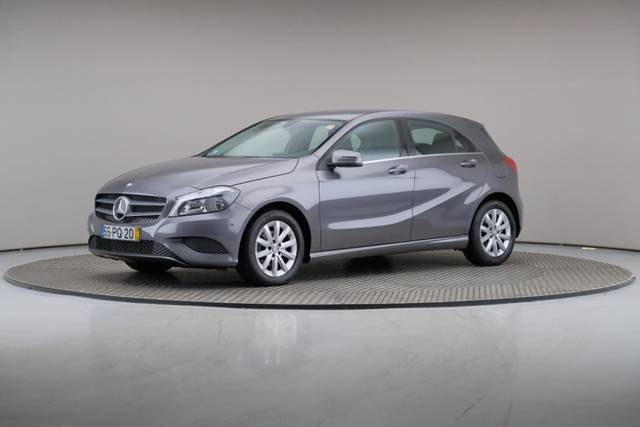 Mercedes-Benz A-Klasse A 180 CDi BE Style, 180 CDi BlueEfficiency Style-360 image-1