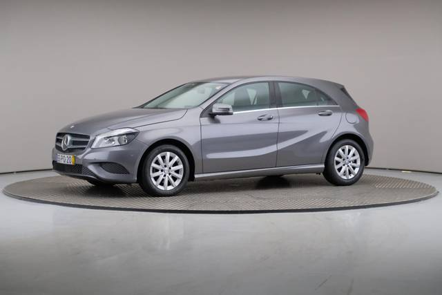 Mercedes-Benz A-Klasse A 180 CDi BE Style, 180 CDi BlueEfficiency Style-360 image-2