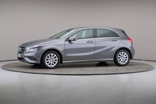 Mercedes-Benz A-Klasse A 180 CDi BE Style, 180 CDi BlueEfficiency Style-360 image-3