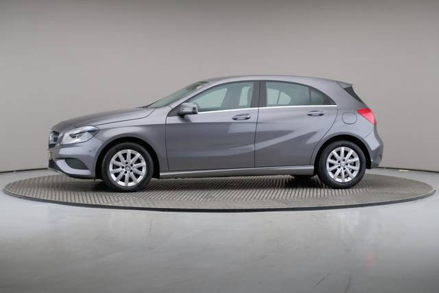 Mercedes-Benz A-Klasse A 180 CDi BE Style, 180 CDi BlueEfficiency Style-360 image-4