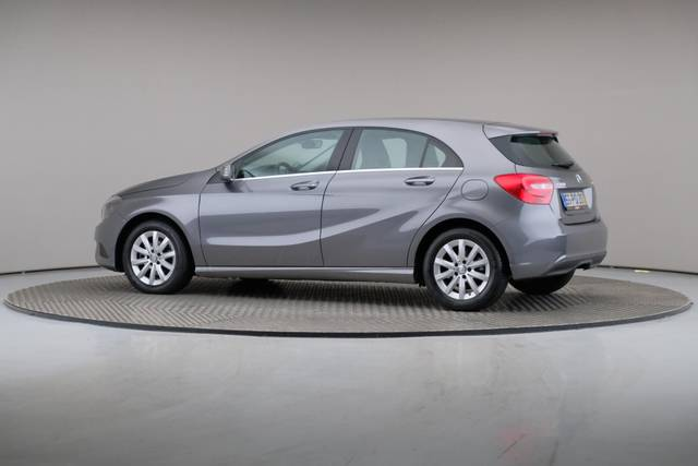 Mercedes-Benz A-Klasse A 180 CDi BE Style, 180 CDi BlueEfficiency Style-360 image-8