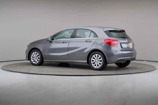 Mercedes-Benz A-Klasse A 180 CDi BE Style, 180 CDi BlueEfficiency Style-360 image-9