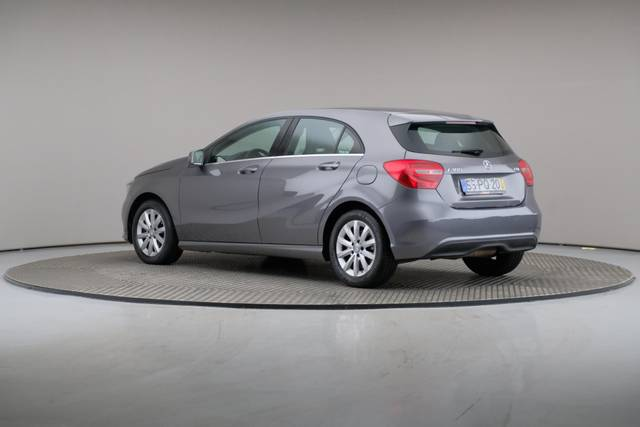 Mercedes-Benz A-Klasse A 180 CDi BE Style, 180 CDi BlueEfficiency Style-360 image-10