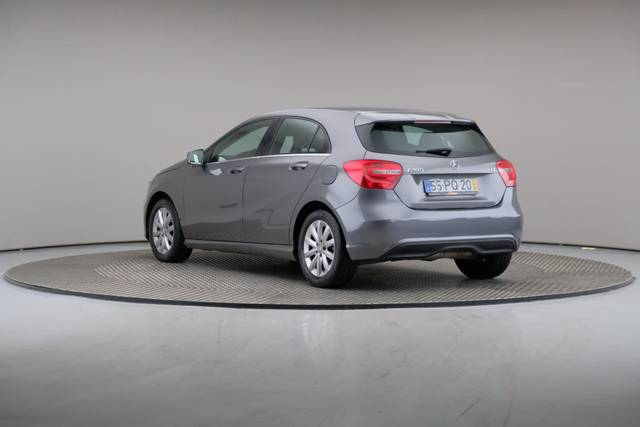 Mercedes-Benz A-Klasse A 180 CDi BE Style, 180 CDi BlueEfficiency Style-360 image-11