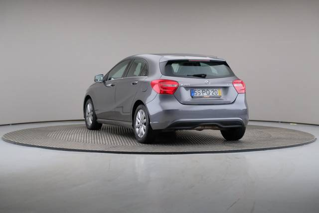 Mercedes-Benz A-Klasse A 180 CDi BE Style, 180 CDi BlueEfficiency Style-360 image-12