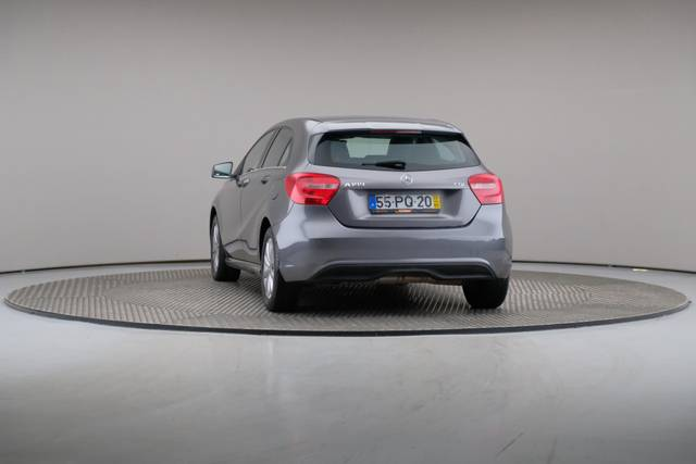 Mercedes-Benz A-Klasse A 180 CDi BE Style, 180 CDi BlueEfficiency Style-360 image-13