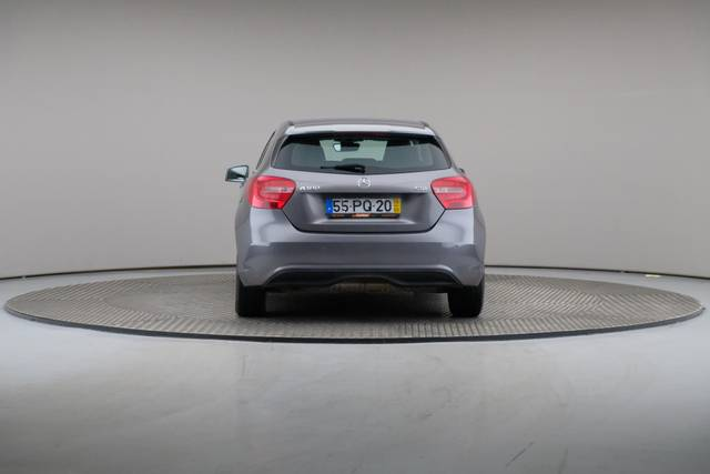Mercedes-Benz A-Klasse A 180 CDi BE Style, 180 CDi BlueEfficiency Style-360 image-14