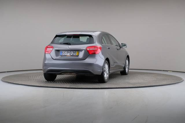 Mercedes-Benz A-Klasse A 180 CDi BE Style, 180 CDi BlueEfficiency Style-360 image-16