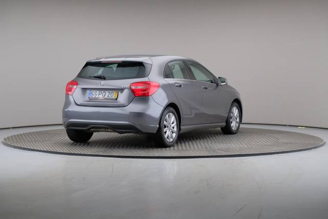 Mercedes-Benz A-Klasse A 180 CDi BE Style, 180 CDi BlueEfficiency Style-360 image-17