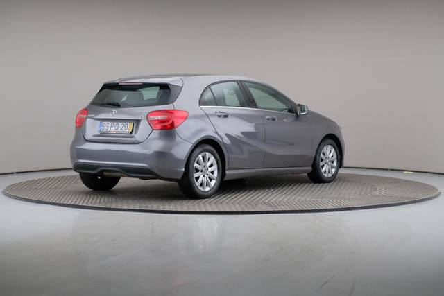 Mercedes-Benz A-Klasse A 180 CDi BE Style, 180 CDi BlueEfficiency Style-360 image-18