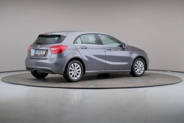 Mercedes-Benz A-Klasse A 180 CDi BE Style, 180 CDi BlueEfficiency Style-360 image-19