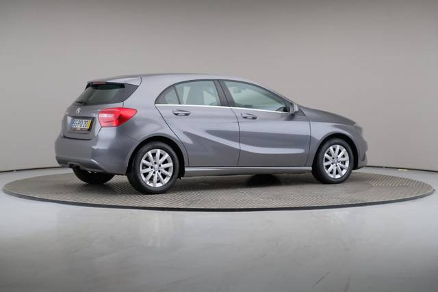 Mercedes-Benz A-Klasse A 180 CDi BE Style, 180 CDi BlueEfficiency Style-360 image-20