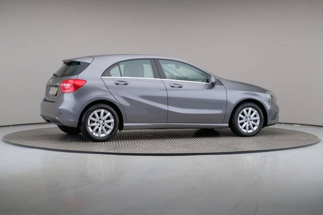 Mercedes-Benz A-Klasse A 180 CDi BE Style, 180 CDi BlueEfficiency Style-360 image-21