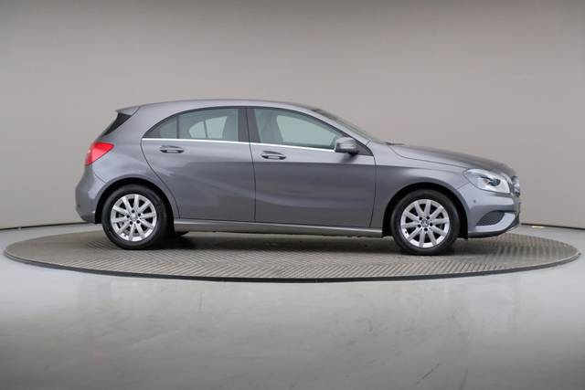 Mercedes-Benz A-Klasse A 180 CDi BE Style, 180 CDi BlueEfficiency Style-360 image-24
