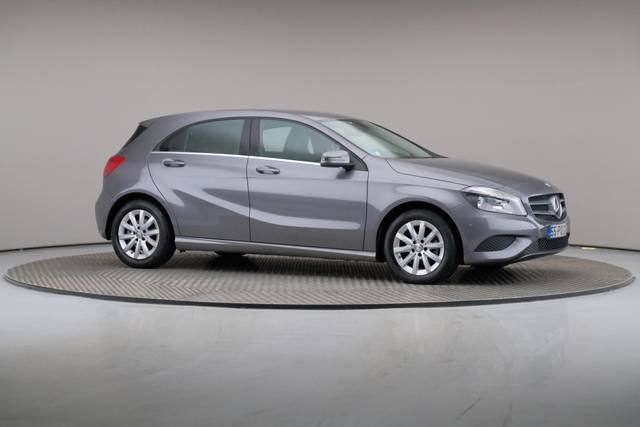 Mercedes-Benz A-Klasse A 180 CDi BE Style, 180 CDi BlueEfficiency Style-360 image-26