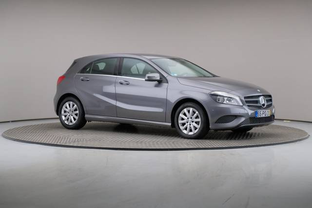Mercedes-Benz A-Klasse A 180 CDi BE Style, 180 CDi BlueEfficiency Style-360 image-27