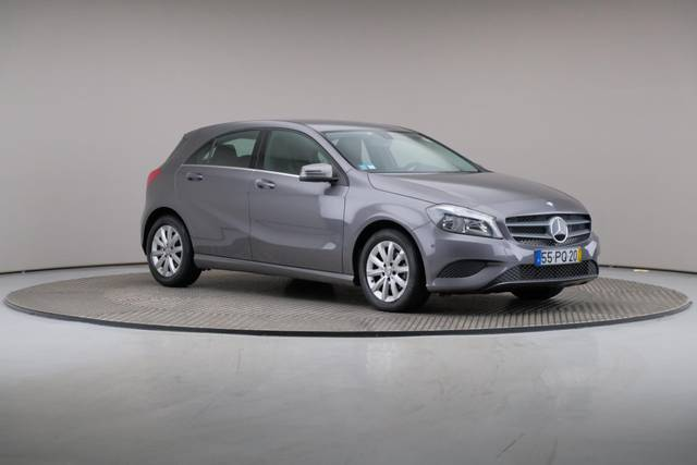 Mercedes-Benz A-Klasse A 180 CDi BE Style, 180 CDi BlueEfficiency Style-360 image-28