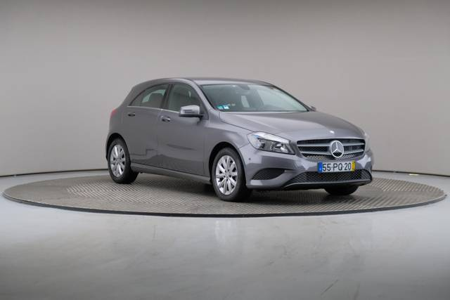 Mercedes-Benz A-Klasse A 180 CDi BE Style, 180 CDi BlueEfficiency Style-360 image-29