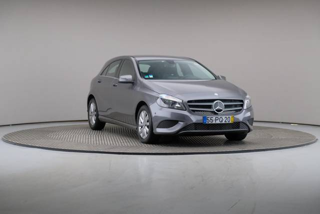 Mercedes-Benz A-Klasse A 180 CDi BE Style, 180 CDi BlueEfficiency Style-360 image-30