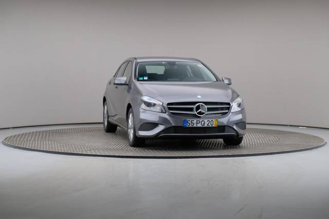 Mercedes-Benz A-Klasse A 180 CDi BE Style, 180 CDi BlueEfficiency Style-360 image-31