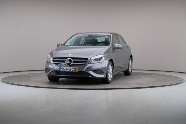 Mercedes-Benz A-Klasse A 180 CDi BE Style, 180 CDi BlueEfficiency Style-360 image-34