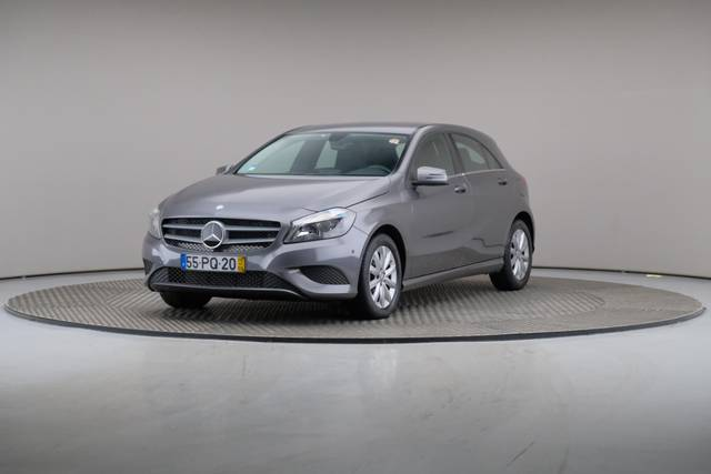 Mercedes-Benz A-Klasse A 180 CDi BE Style, 180 CDi BlueEfficiency Style-360 image-35