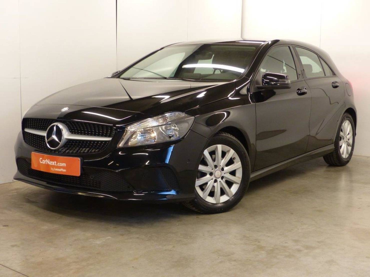 Mercedes-Benz A-Klasse 180 d BE Edition S&S GARMIN MP3 BT detail1
