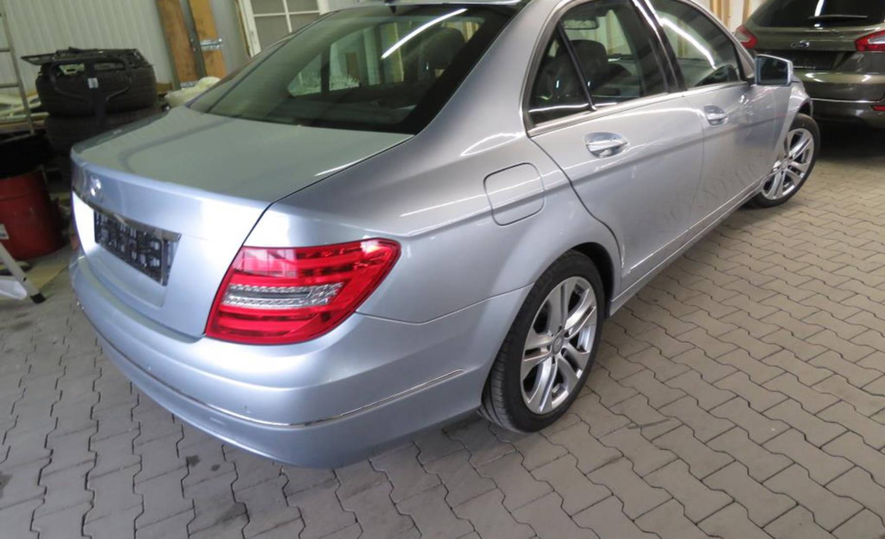 Mercedes-Benz C-Klasse 200 (BlueEFFICIENCY) 7G-TRONIC, Avantgarde (505574) detail2