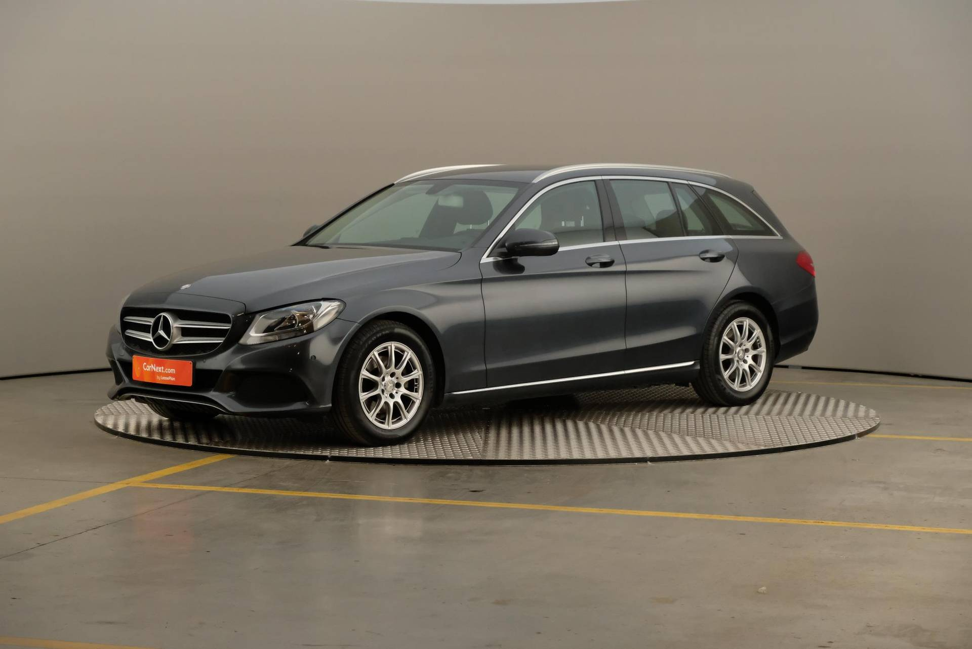 Mercedes-Benz C-Klasse 180 d PACK AVANTGARDE PACK EASY GPS PDC TREKHAAK EURO 6.., 360-image0