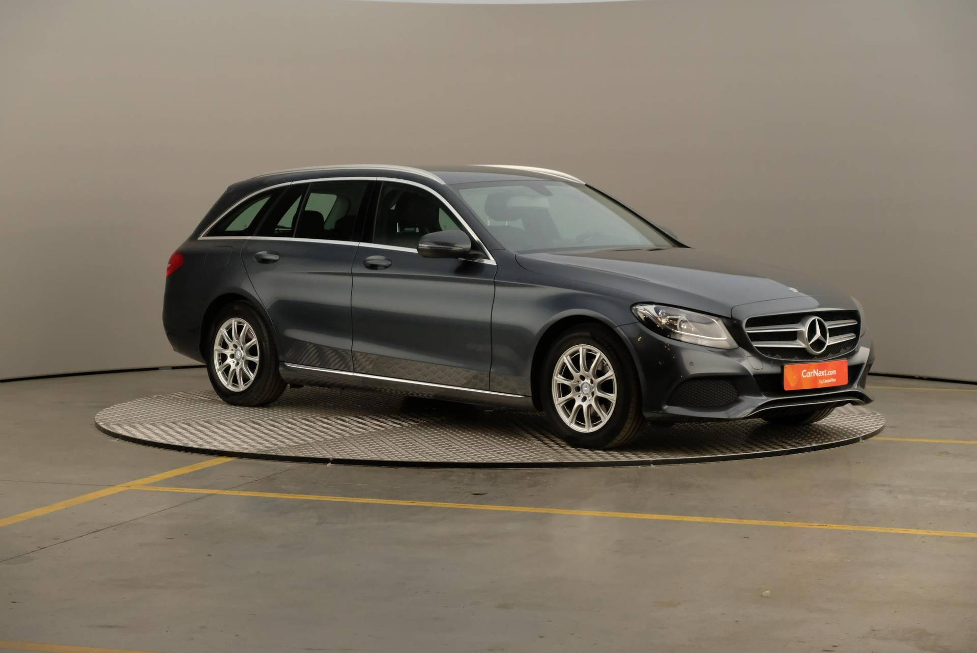Mercedes-Benz C-Klasse 180 d PACK AVANTGARDE PACK EASY GPS PDC TREKHAAK EURO 6.., 360-image27