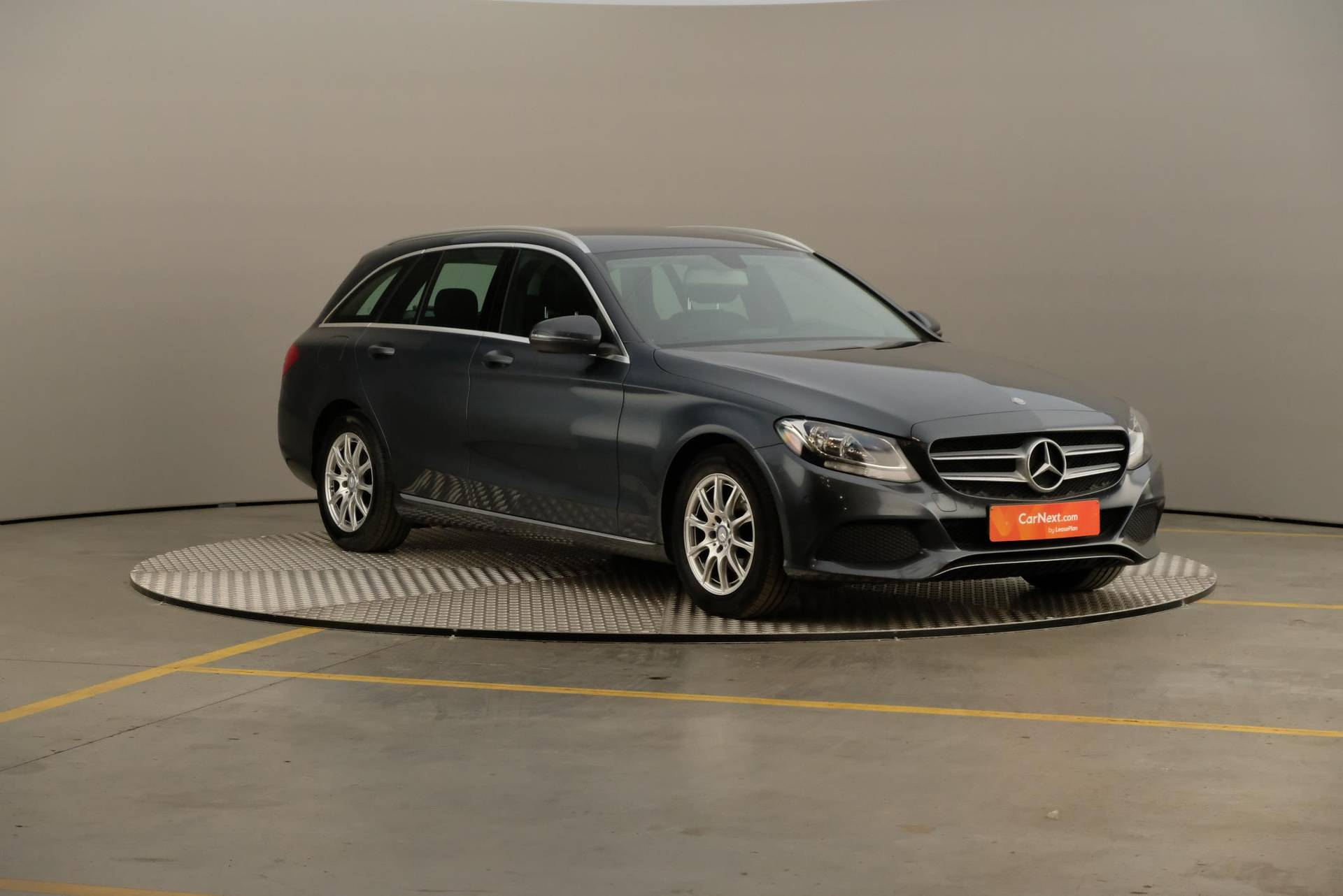Mercedes-Benz C-Klasse 180 d PACK AVANTGARDE PACK EASY GPS PDC TREKHAAK EURO 6.., 360-image28