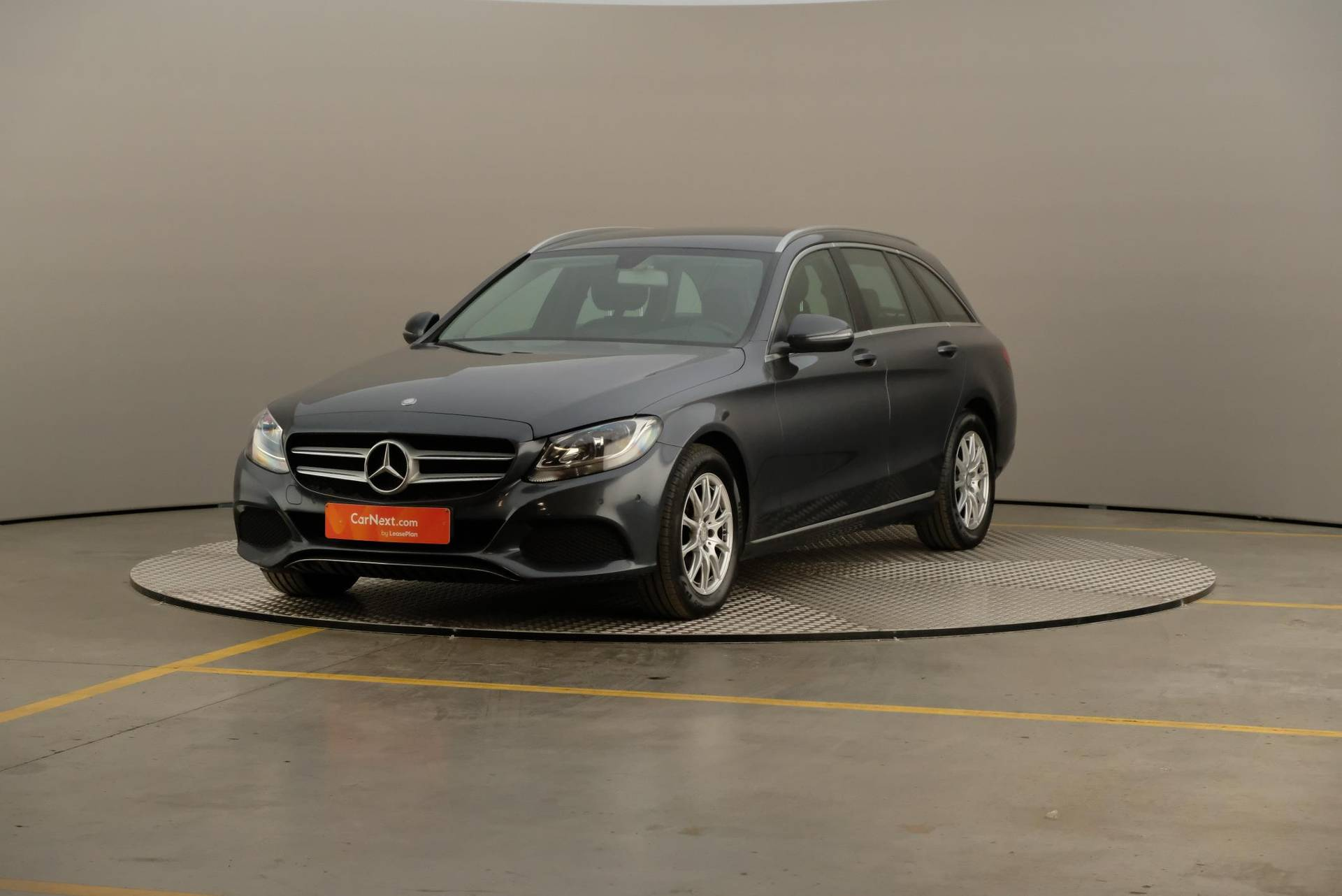 Mercedes-Benz C-Klasse 180 d PACK AVANTGARDE PACK EASY GPS PDC TREKHAAK EURO 6.., 360-image34