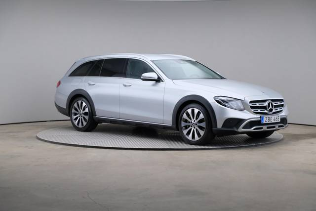 Mercedes-Benz E-Klasse 350 d 4Matic All-Terrain Backkamera NAV-360 image-27