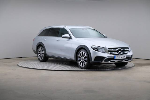 Mercedes-Benz E-Klasse 350 d 4Matic All-Terrain Backkamera NAV-360 image-28