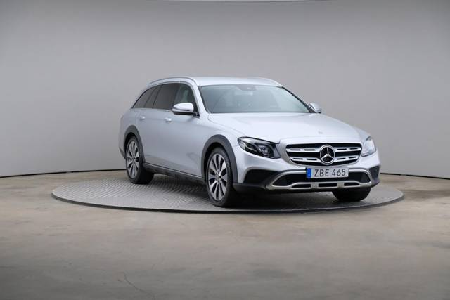 Mercedes-Benz E-Klasse 350 d 4Matic All-Terrain Backkamera NAV-360 image-29