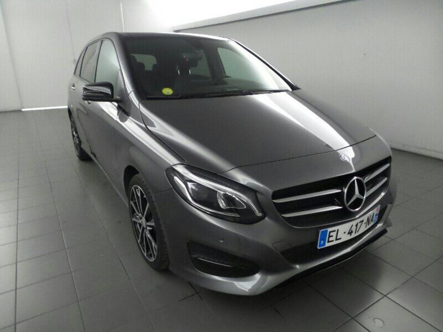 Mercedes-Benz B-Klasse 200 d 7-G DCT, Business Executive Edition detail2