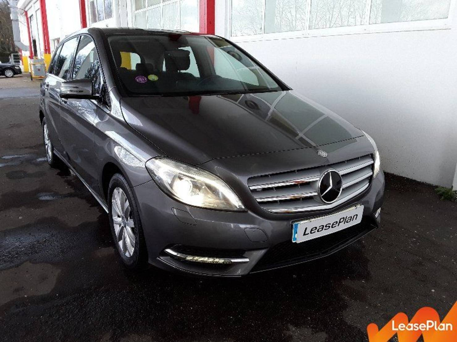 Mercedes-Benz B-Klasse 180 CDI, Business Executive detail1