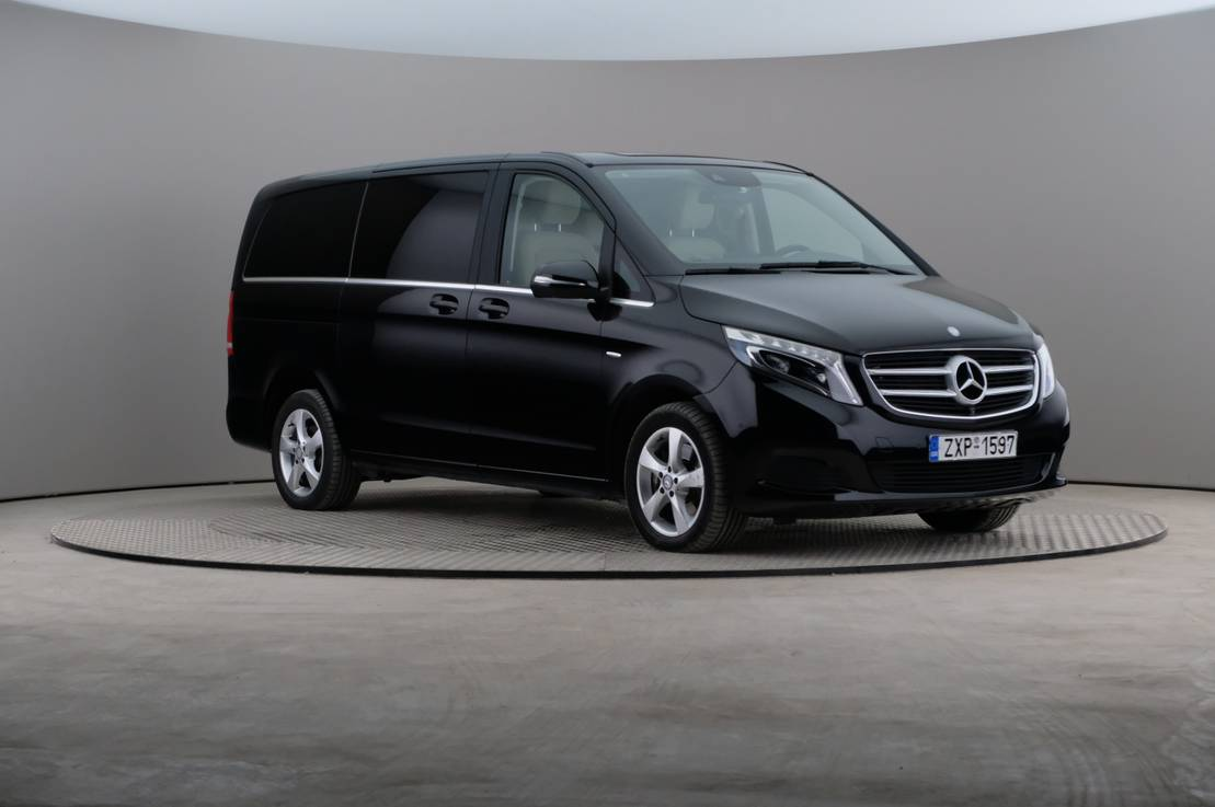Mercedes-Benz V-Class V 250 BlueTEC Avantgarde Long 7g-tronic plus 190hp/εγγύηση χλμ, 360-image29