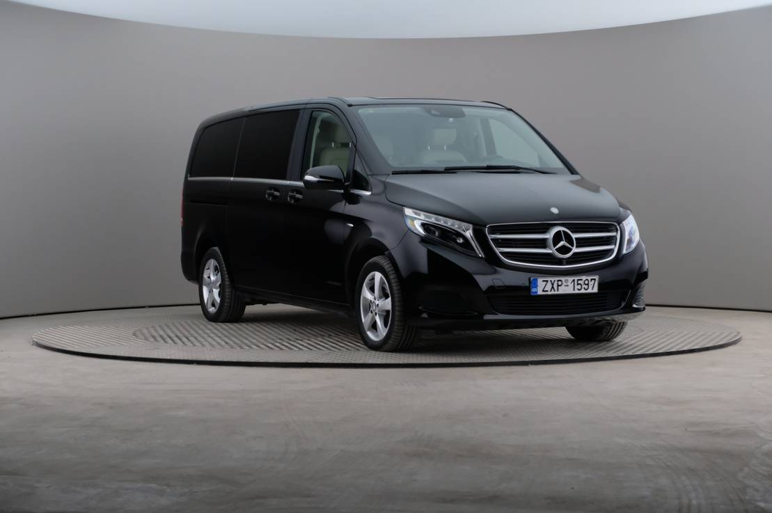 Mercedes-Benz V-Class V 250 BlueTEC Avantgarde Long 7g-tronic plus 190hp/εγγύηση χλμ, 360-image30