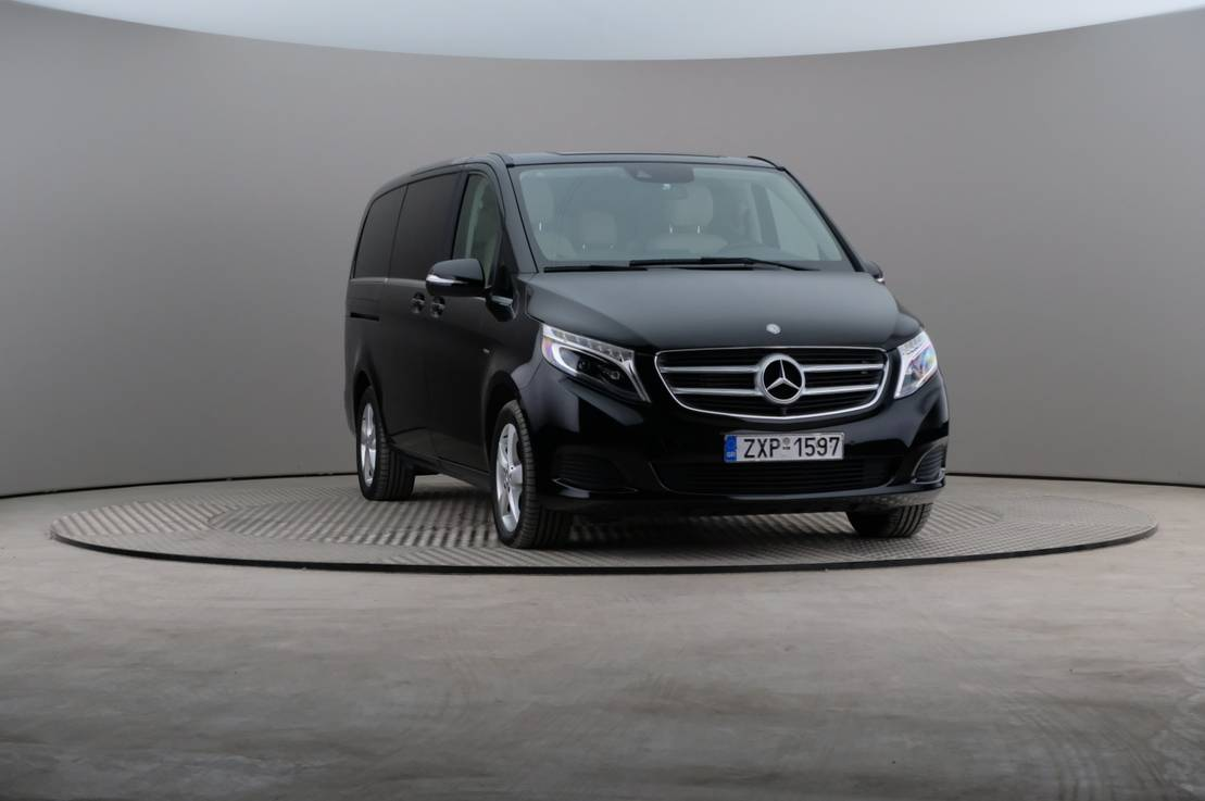 Mercedes-Benz V-Class V 250 BlueTEC Avantgarde Long 7g-tronic plus 190hp/εγγύηση χλμ, 360-image31