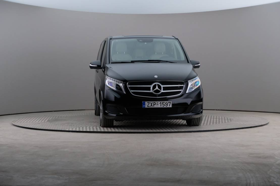 Mercedes-Benz V-Class V 250 BlueTEC Avantgarde Long 7g-tronic plus 190hp/εγγύηση χλμ, 360-image32