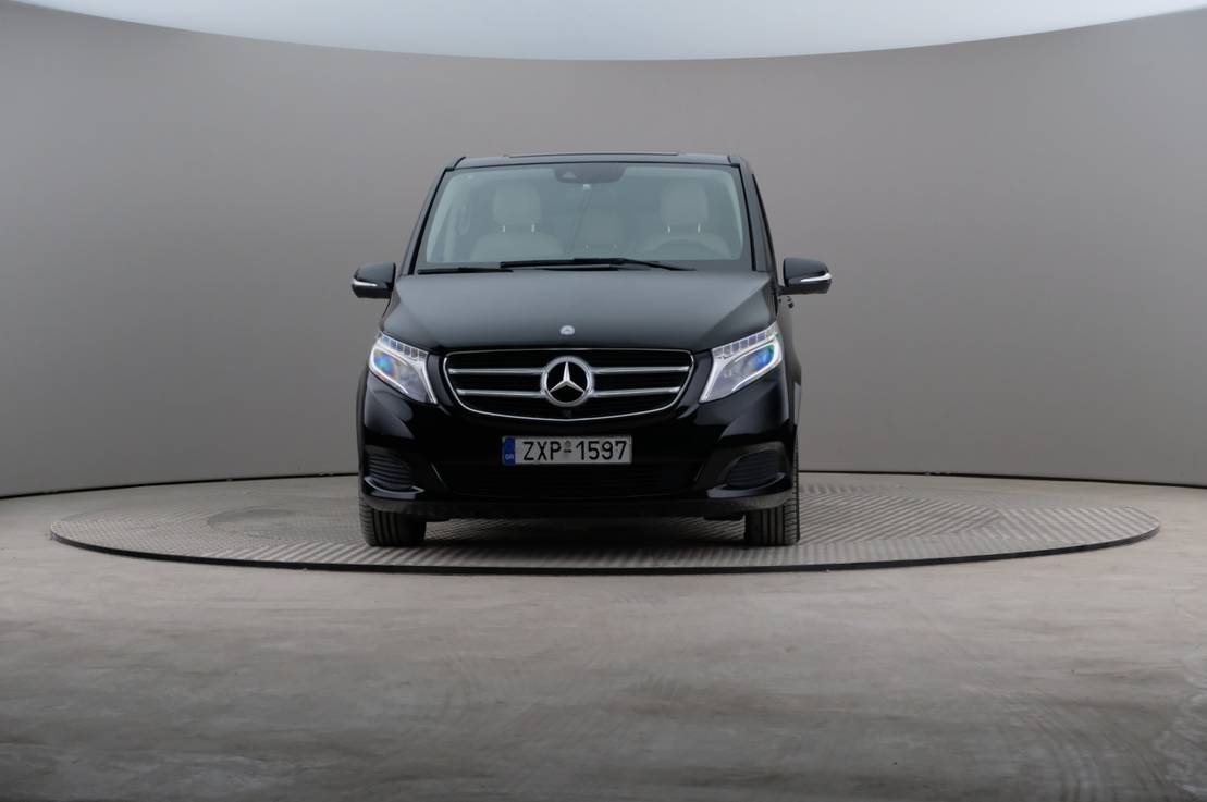 Mercedes-Benz V-Class V 250 BlueTEC Avantgarde Long 7g-tronic plus 190hp/εγγύηση χλμ, 360-image33