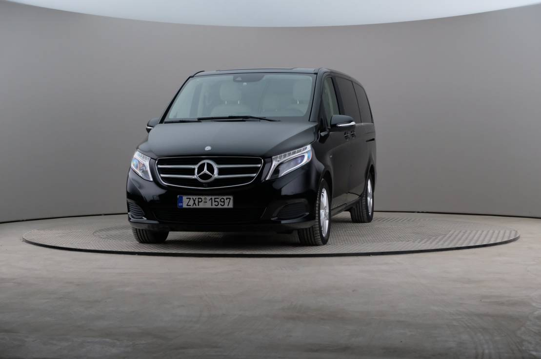 Mercedes-Benz V-Class V 250 BlueTEC Avantgarde Long 7g-tronic plus 190hp/εγγύηση χλμ, 360-image34