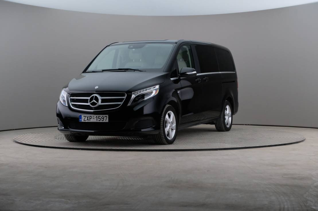 Mercedes-Benz V-Class V 250 BlueTEC Avantgarde Long 7g-tronic plus 190hp/εγγύηση χλμ, 360-image35