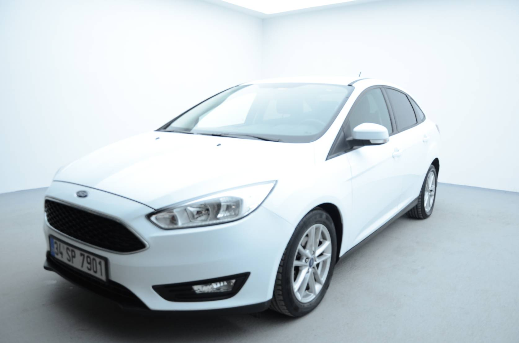 Ford Focus 1.5 TDCi DPF Start-Stopp-System Aut., Trend X detail1
